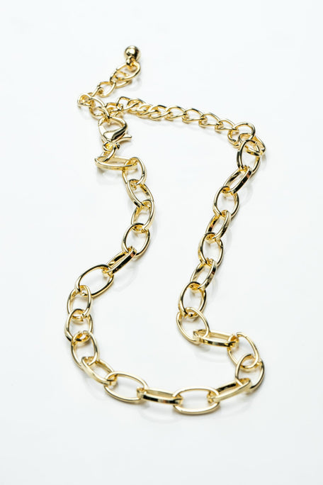 Accessories - LOOP CHAIN ANKLET