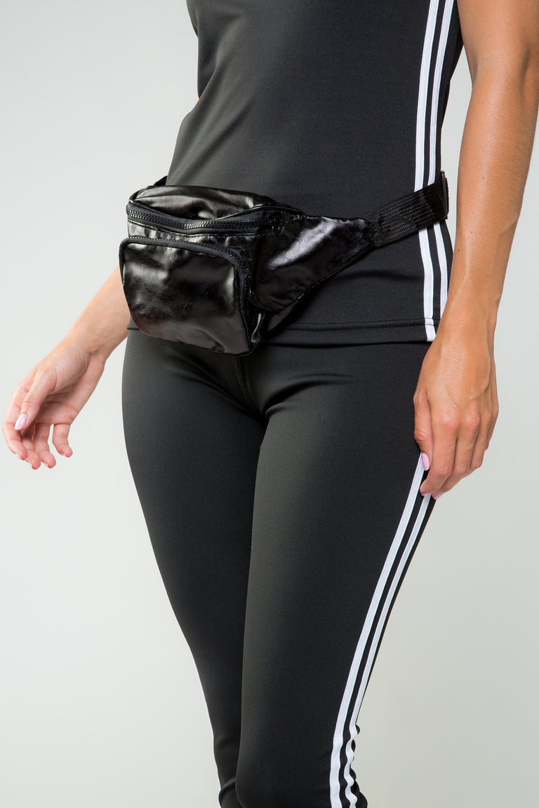 Accessories - METALLIC FANNY PACK