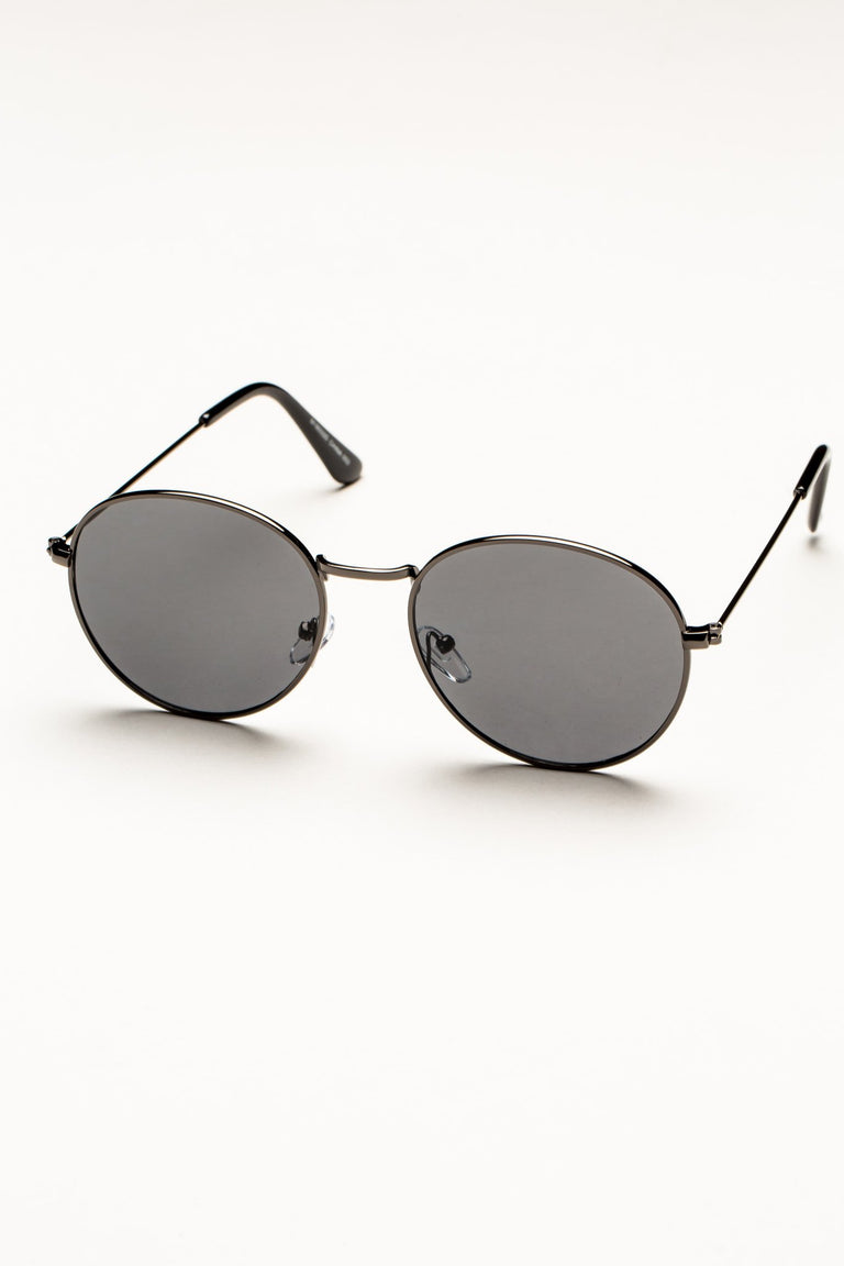 Accessories - ROUND SUNGLASSES