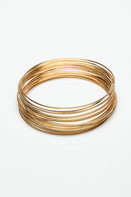 Accessories - THIN BANGLE SET