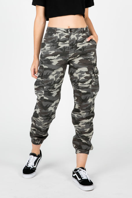 Bottoms - SOLDIER CARGO PANTS