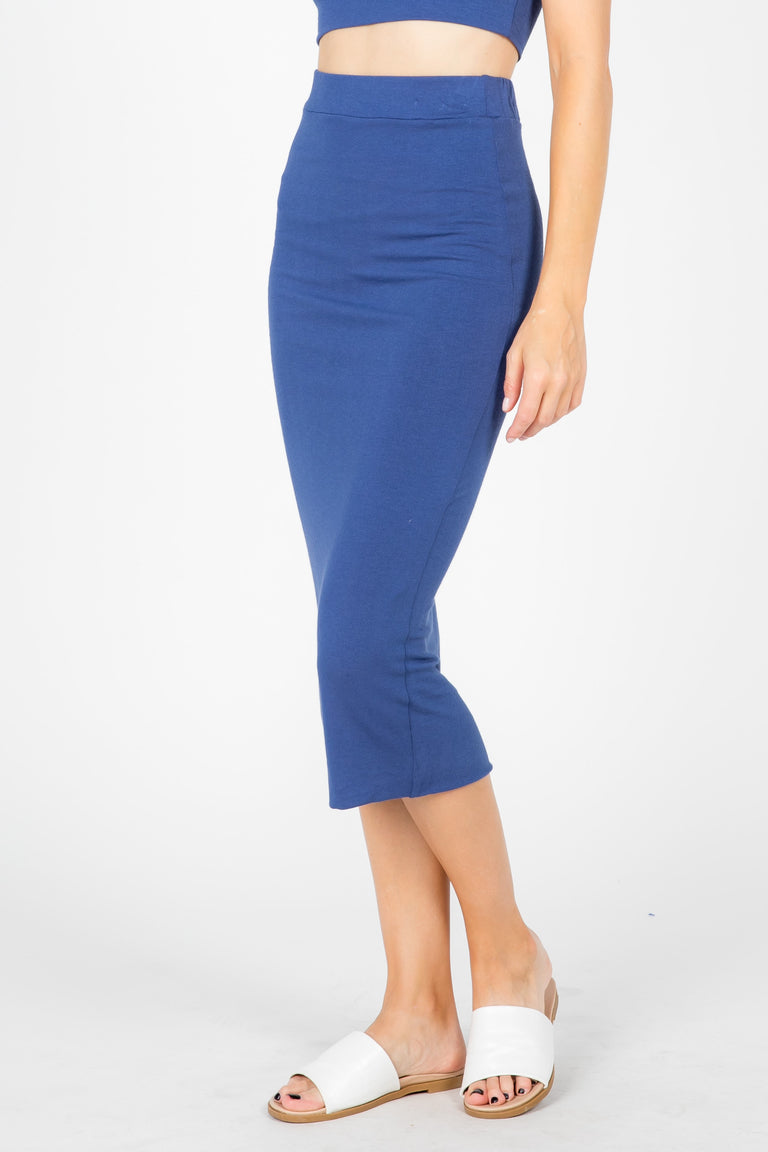 GODDESS PENCIL SKIRT