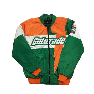 "PREORDER Nostalgic Club ""Gatorade"" Racing Jacket ""White"""