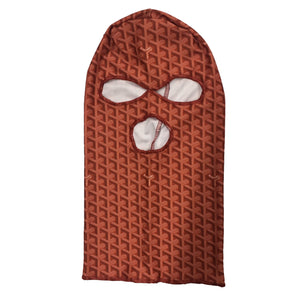 Red Go Ski Mask