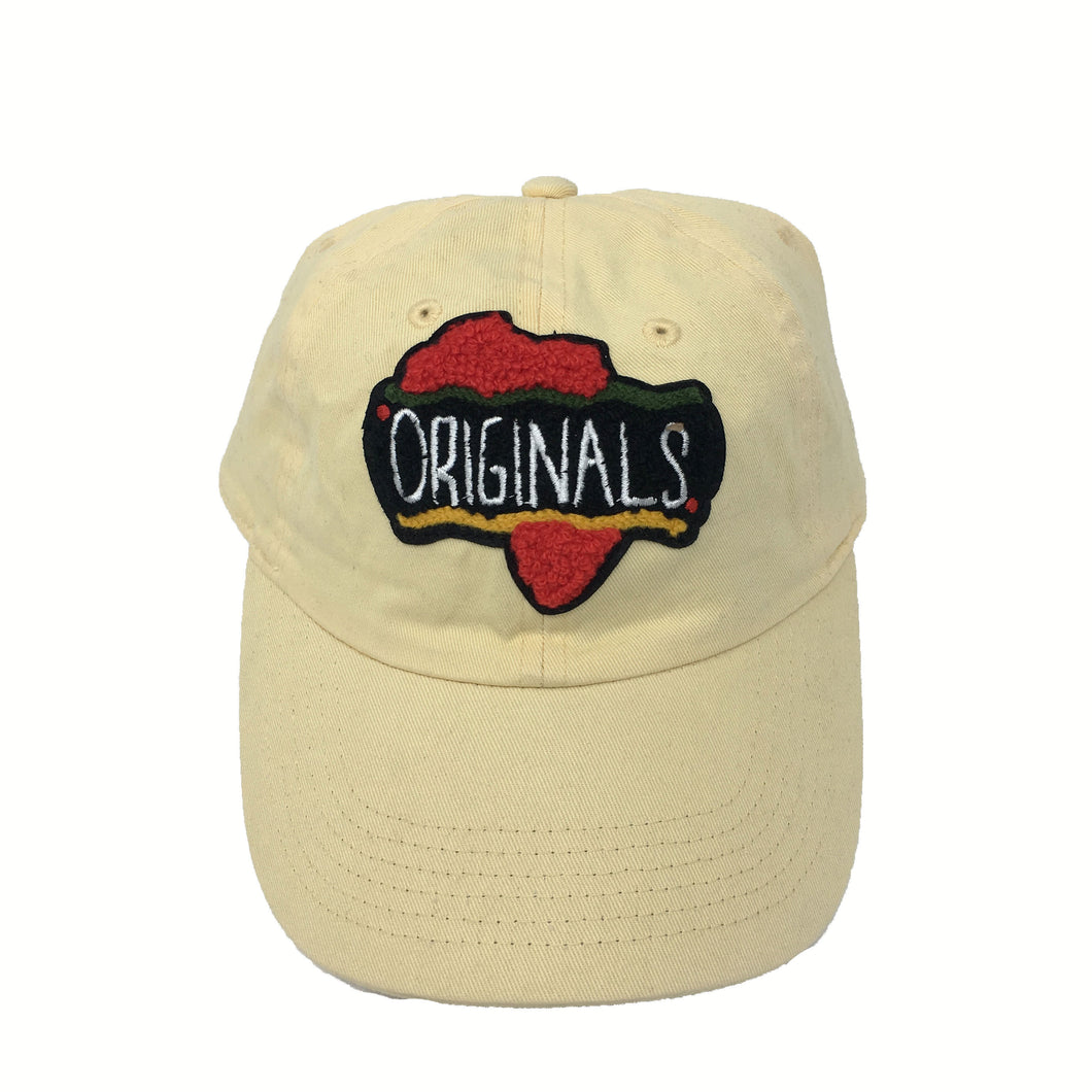 Maize Originals Dad Cap