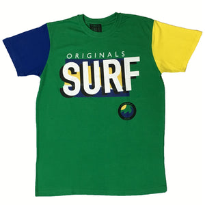 "Originals SURF ""Multi-color"" T Shirt ""Seaside"""