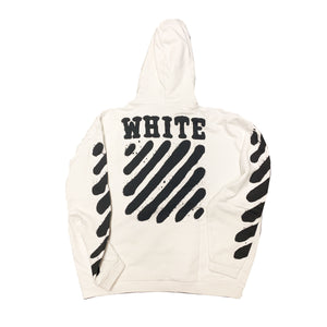 OFF WHITE Spray Paint Hoodie