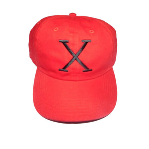 "Originals ""X"" Strapbacks ""Red"""