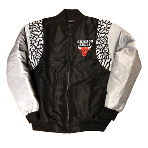 "PREORDER Nostalgic Club ""Cement Bull"" Jacket ""Black"""