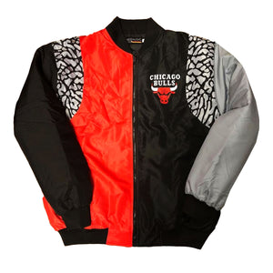 "PREORDER Nostalgic Club ""Cement Bull"" Jacket ""Red"""