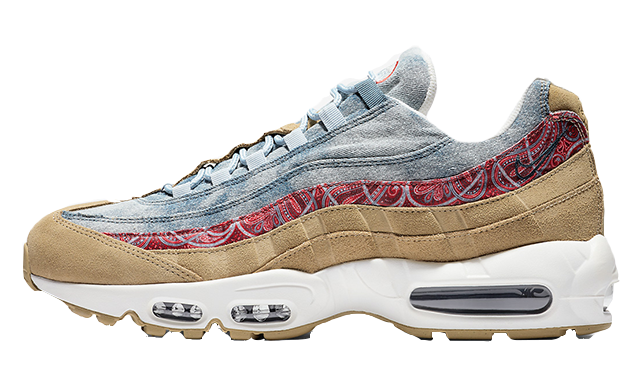 "Nike Air Max 95 ""Denim"""