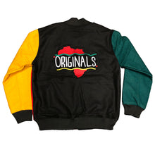 "Originals ""Motherland"" Varsity Jacket Retro"