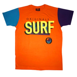 "Originals SURF ""Multi-color"" T Shirt ""Cancun"""