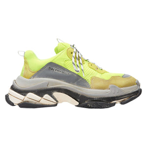 "Balenciaga Triple S ""Yellow"""