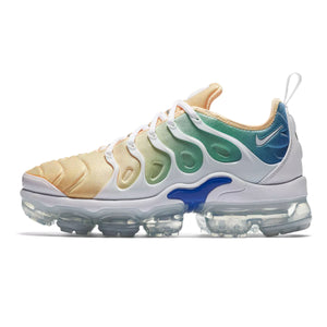 "Nike Vapormax Plus ""White/Blue/yellow"""