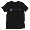 """The Classic"" HonorOne Short sleeve tri-blend t-shirt - Honor One"
