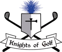 Knights of Golf. T-shirts and apparel designed to bring some humor to the game.