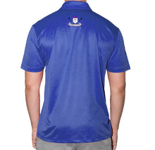 Sir Curse-a-Lot Blue Polo