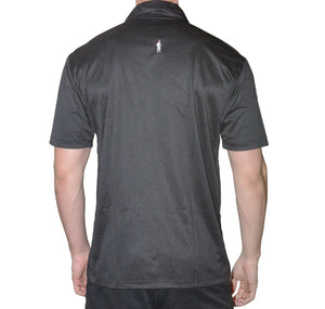 Knights of Golf Black polo