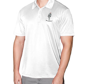 Sir Curse-a-Lot White Polo