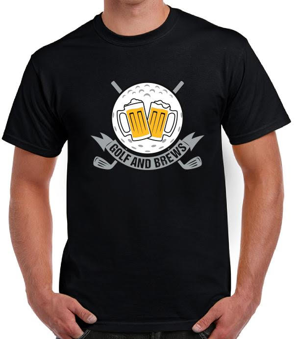 Golf and Brews T-Shirt