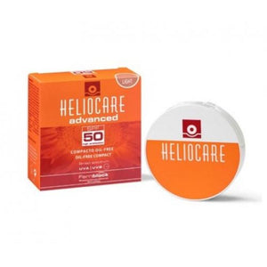 Heliocare Color Light Oil-Free Compact Spf 50 (10G) - Heliocare-Color-Light-Oil-Free-Compact-Spf-50-10G - Make Up Sonnenschutz - Wien