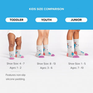 Sock It To Me Winging It women's and kid's socks