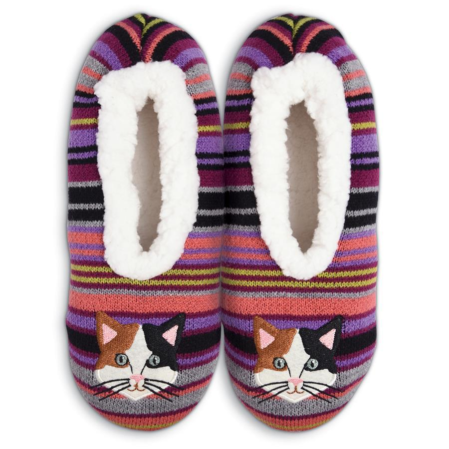 K. Bell Cat slipper women's