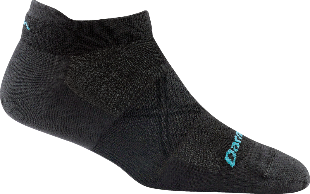 Darn Tough 1762 Running Vertex Tab No Show Ultra-Light Cushion Women's Sock