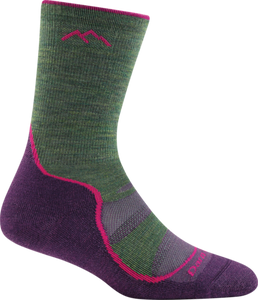 Darn Tough 1967 Hiker Micro Crew Lightweight with Cushion Women's Sock