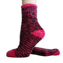 Foot Traffic Microfiber Fuzzy Women's Socks