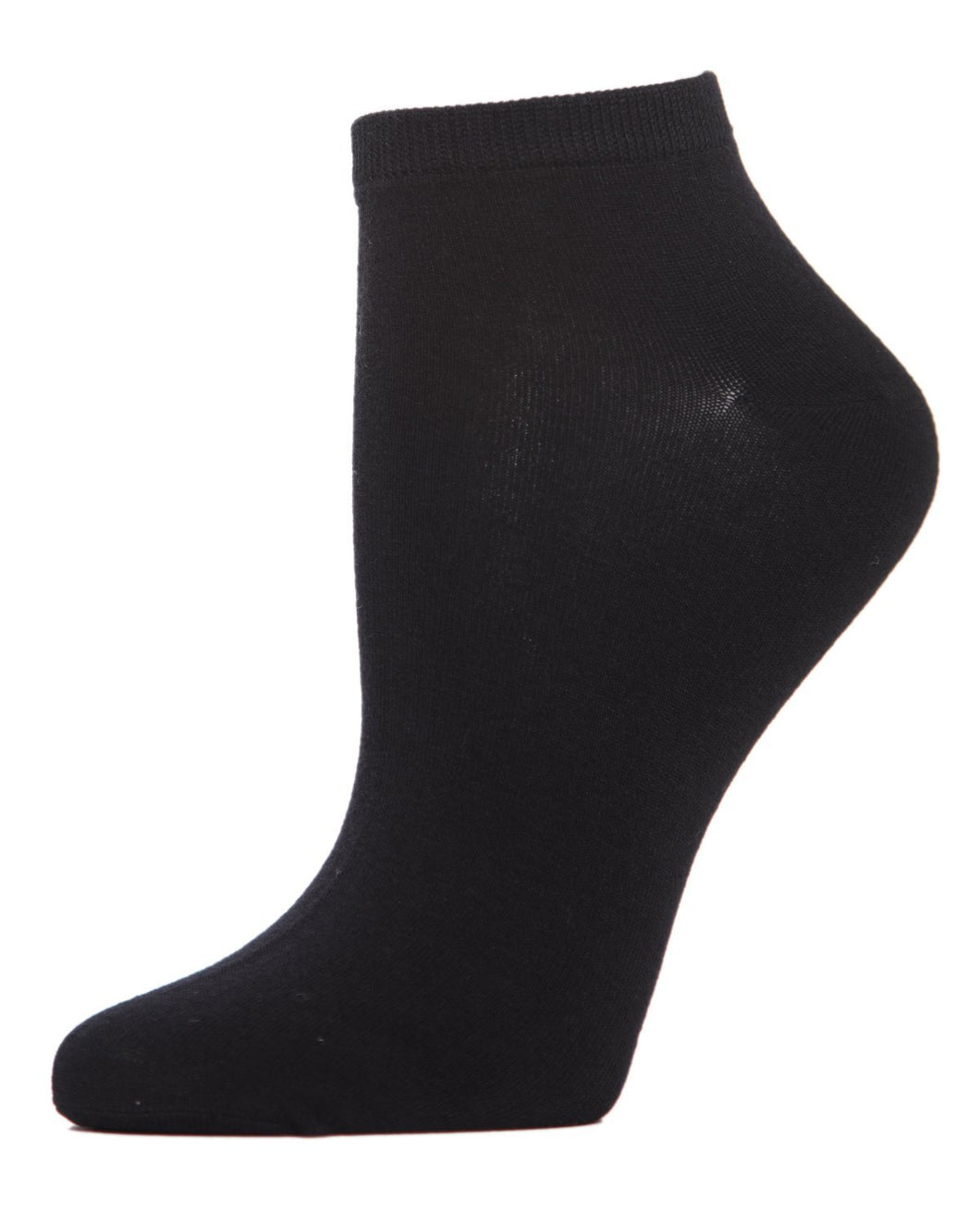 MeMoi Bamboo blend Solid Low Cut women's sock