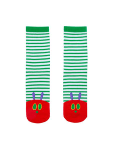 Out of Print The Very Hungry Caterpillar women's and men's socks
