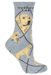 Wheel House Yellow Lab