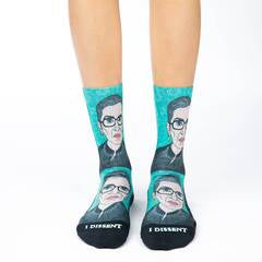 Good Luck Socks Ruth Bader Ginsburg women's sock