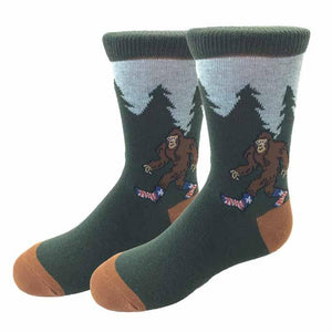 Sock Harbor Classic Lil Bigfoot