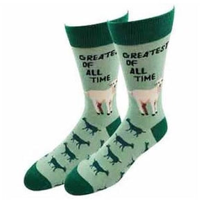 Sock Harbor G.O.A.T. men's sock