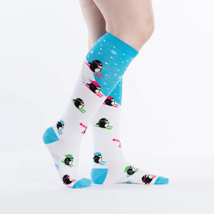 Sock It To Me Downhill Penguins