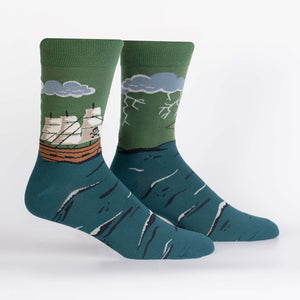 Sock It To Me Stormy Seas