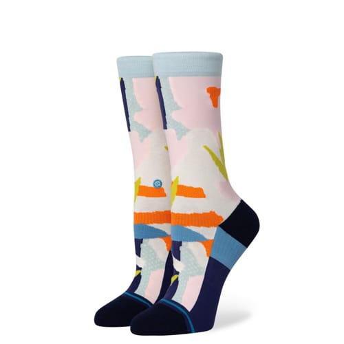 Stance Petal Pusher women's sock