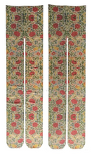 Tabbisocks Bird and Rose by William A. Morris