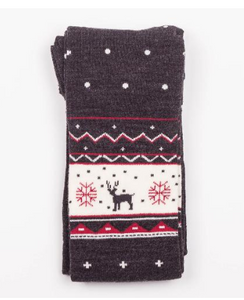 Tabbisocks Reindeer tights TT2030