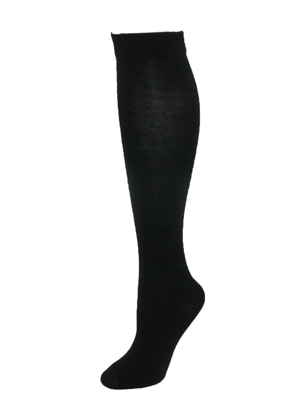 Me Moi Bamboo blend Solid Knee High