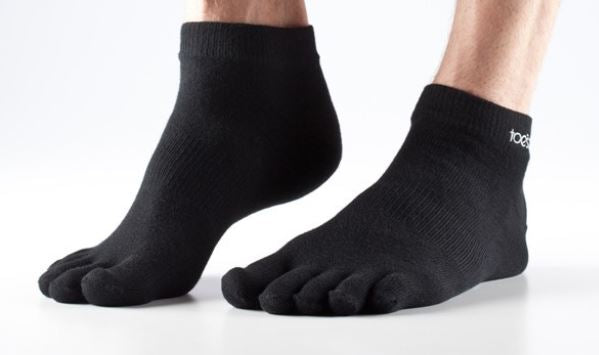 Toesox Ultra Sport Ankle Light Weight Full Toe