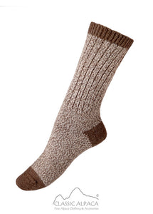 Classic Alpaca Boot women's and men's socks
