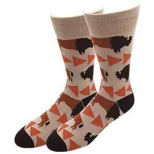 Sock Harbor Bison