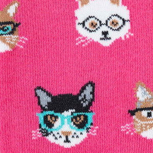 Sock It To Me Smarty Cat