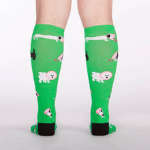 Sock It To me women's knee high Cone of Shame