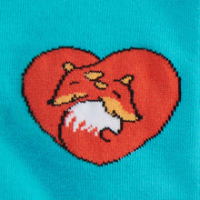 Sock It To Me Fox Love
