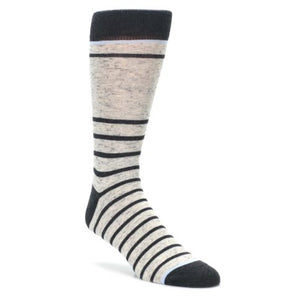 Statement Sockwear Heathered Stripe